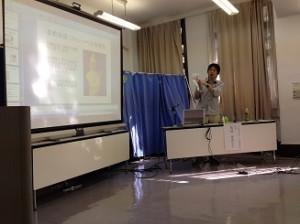 菊地先生講演1