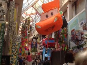 阿佐ヶ谷の七夕祭り1