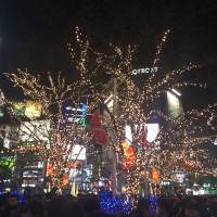 渋谷駅 サンタフェスティバル